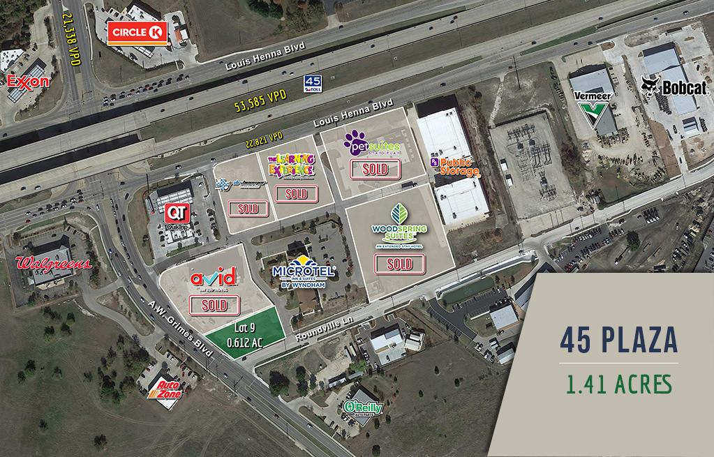 45 Plaza